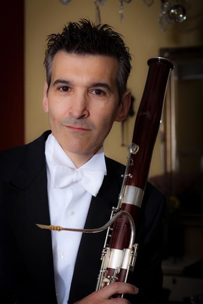 MASTERCLASS OF BASSOON WITH M° GUSTAVO NÚÑEZ, 10 - 15 AUGUST 2018
